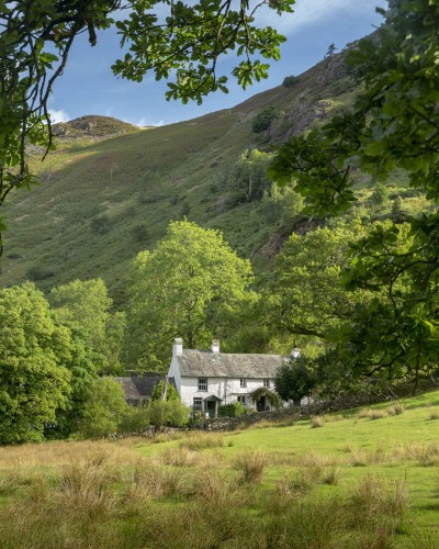 A little house at Langdale in the Lake District
